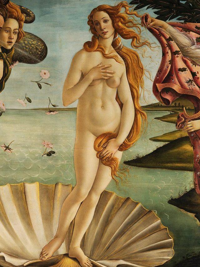 6 fatos curiosos sobre a Vênus de Botticelli