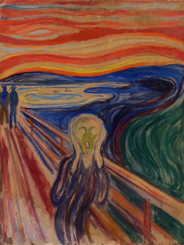 6 fatos curiosos sobre Edvard Munch