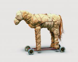 10. Petit cheval empaqueté, 1963