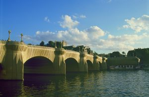 20. The Pont-Neuf Wrapped 2, Paris, 1975-1985