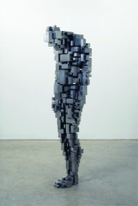 Antony Gormley, Loss, 2006, foto de Stephen White