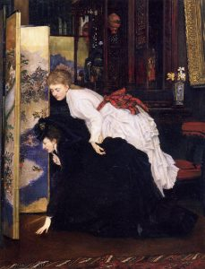 James_Tissot_-_Young_Women_Looking_at_Japanese_Objects