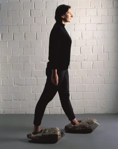 Marina Abramović - Shoes for Departure