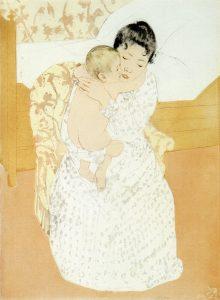Mary_Cassatt_-_Maternal_Caress_-_NGC_29880