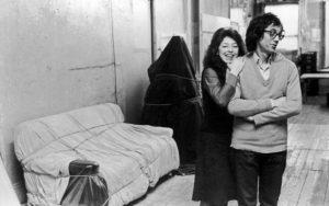 New-York-City-1976-Christo-and-Jeanne-Claude-in-Christos-studio--644x403