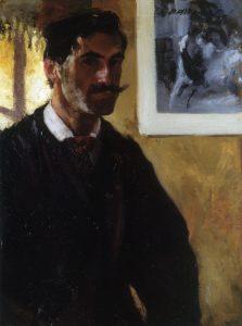 Self-Portrait-1896-1897